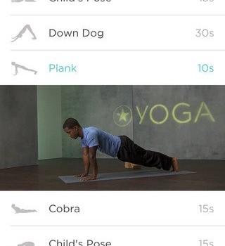FitStar Yoga Ekran Görüntüleri - 2