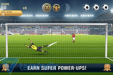 Flick Kick Goalkeeper Ekran Görüntüleri - 3
