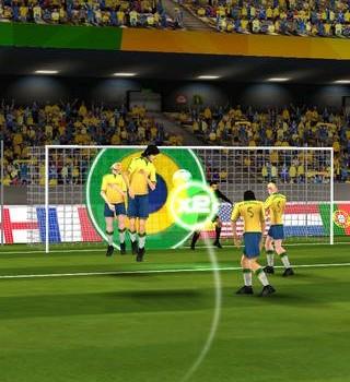 Flick Soccer Brazil Ekran Görüntüleri - 4