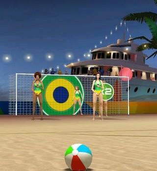 Flick Soccer Brazil Ekran Görüntüleri - 2