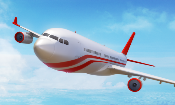 Flight Pilot Simulator 3D Ekran Görüntüleri - 5