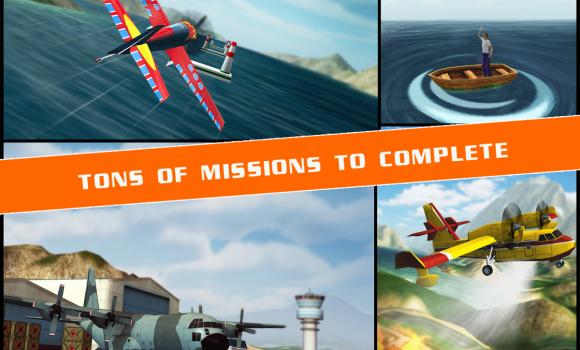 Flight Pilot Simulator 3D Ekran Görüntüleri - 3