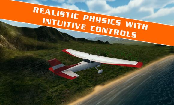 Flight Pilot Simulator 3D Ekran Görüntüleri - 2