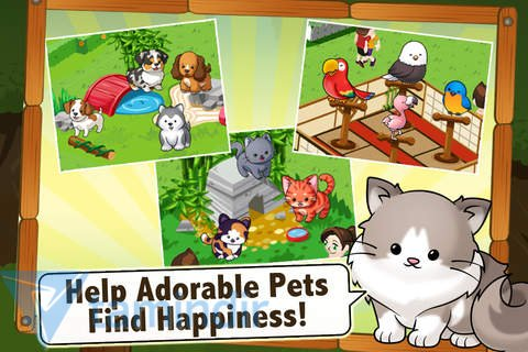 Fluff Friends Rescue Ekran Görüntüleri - 3