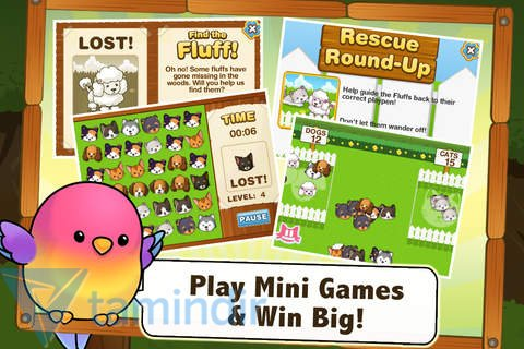 Fluff Friends Rescue Ekran Görüntüleri - 2
