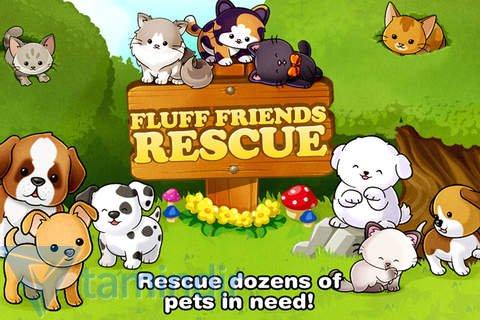 Fluff Friends Rescue Ekran Görüntüleri - 1
