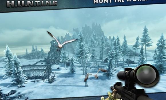 Flying Bird Hunting Ekran Görüntüleri - 5