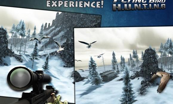 Flying Bird Hunting Ekran Görüntüleri - 4