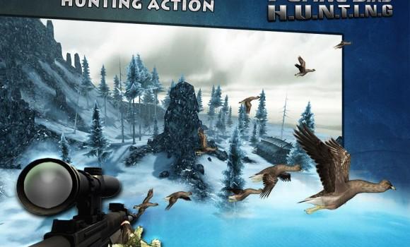 Flying Bird Hunting Ekran Görüntüleri - 3