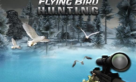 Flying Bird Hunting Ekran Görüntüleri - 2