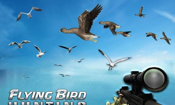 Flying Bird Hunting Ekran Görüntüleri - 1