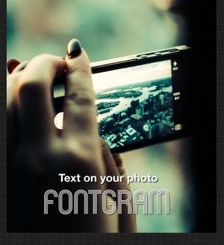 Fontgram Ekran Görüntüleri - 1