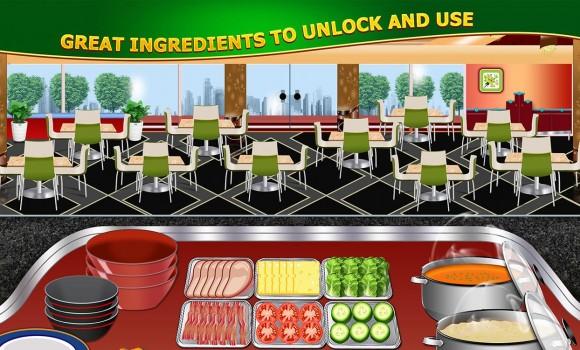 Food Court Fever Ekran Görüntüleri - 1