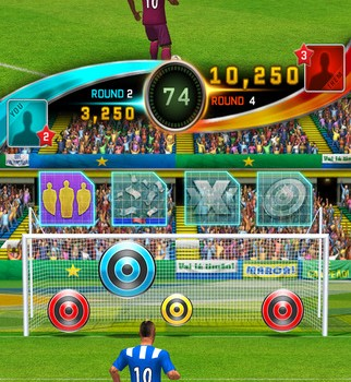 Football Kicks Frenzy Ekran Görüntüleri - 2