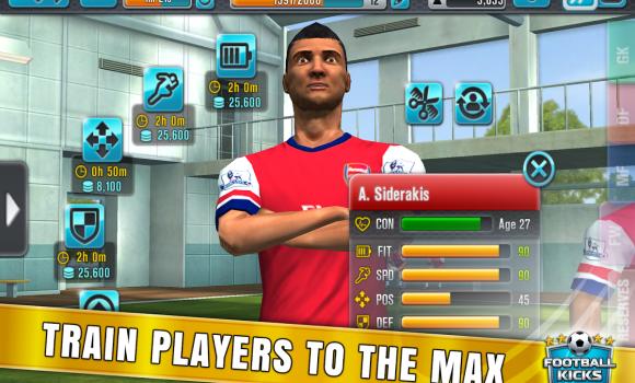 Football Kicks: Title Race Ekran Görüntüleri - 4