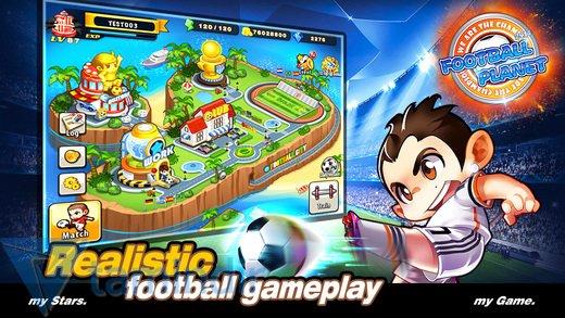 Football Planet Ekran Görüntüleri - 4