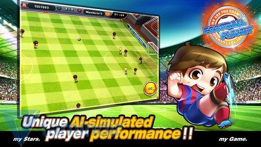 Football Planet Ekran Görüntüleri - 3