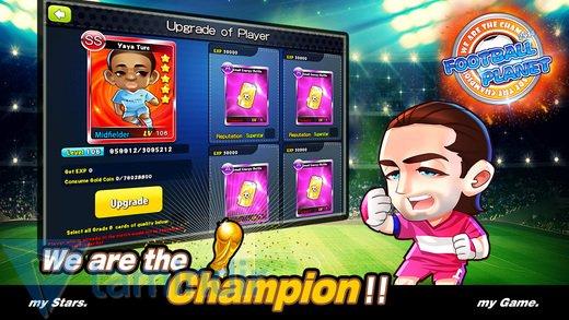 Football Planet Ekran Görüntüleri - 1