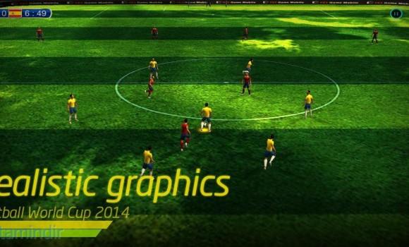 Football World Cup 2014 Ekran Görüntüleri - 5