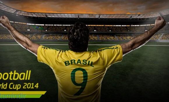 Football World Cup 2014 Ekran Görüntüleri - 3