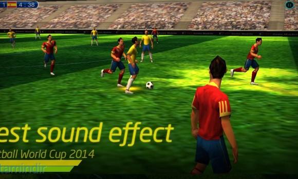 Football World Cup 2014 Ekran Görüntüleri - 2