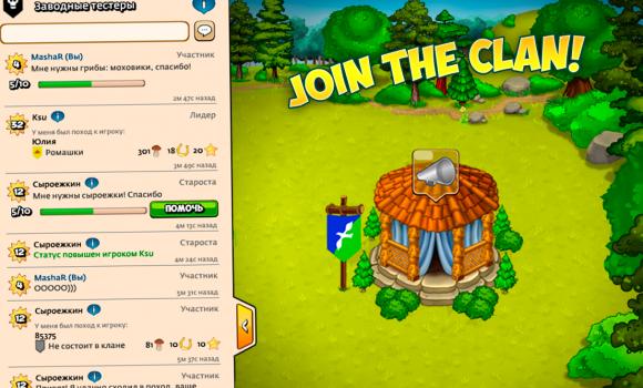 Forest Clans - Mushroom Farm Ekran Görüntüleri - 2