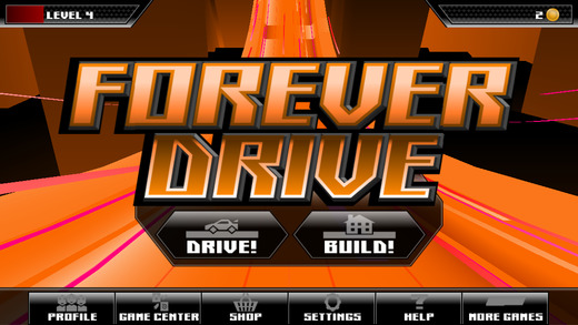 Forever Drive Ekran Görüntüleri - 1
