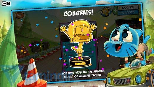 Formula Cartoon All-Stars Ekran Görüntüleri - 2
