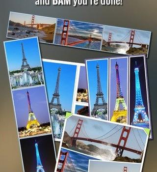 Foto Collage Ekran Görüntüleri - 2