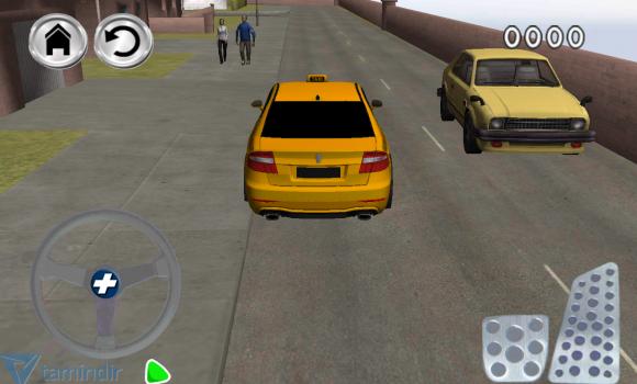 Free Crazy Town Taxi Parking Ekran Görüntüleri - 3