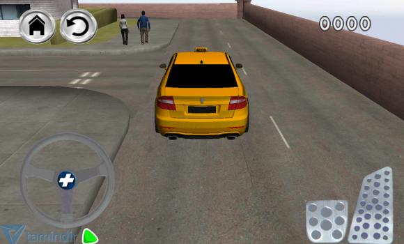 Free Crazy Town Taxi Parking Ekran Görüntüleri - 1