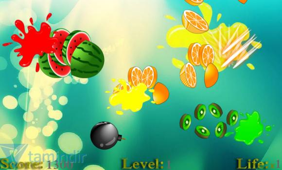Free Fruit Cut Ekran Görüntüleri - 1