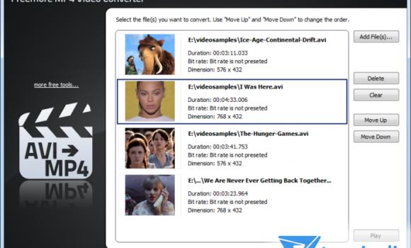 Freemore MP4 Video Converter Ekran Görüntüleri - 3