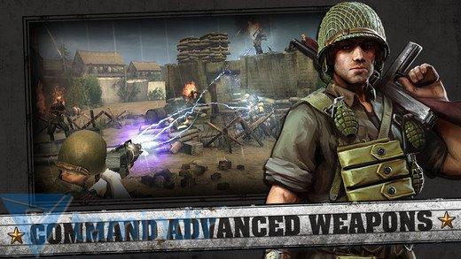 Frontline Commando: D-Day Ekran Görüntüleri - 1