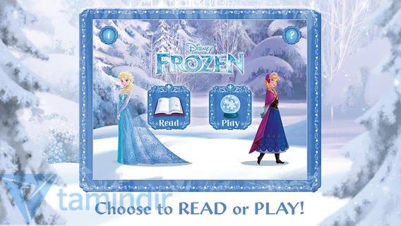 Frozen: Storybook Deluxe Ekran Görüntüleri - 4