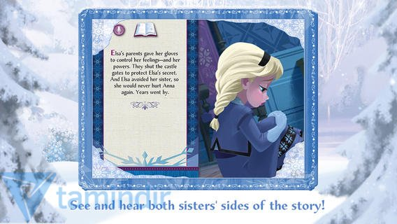 Frozen: Storybook Deluxe Ekran Görüntüleri - 3