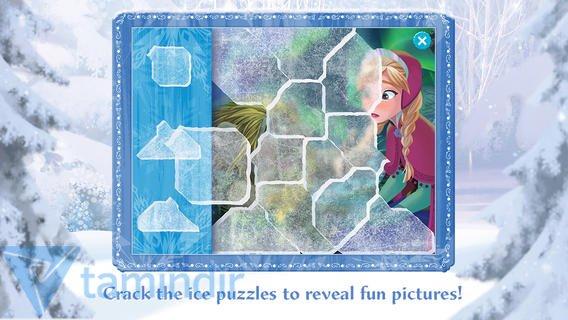 Frozen: Storybook Deluxe Ekran Görüntüleri - 1
