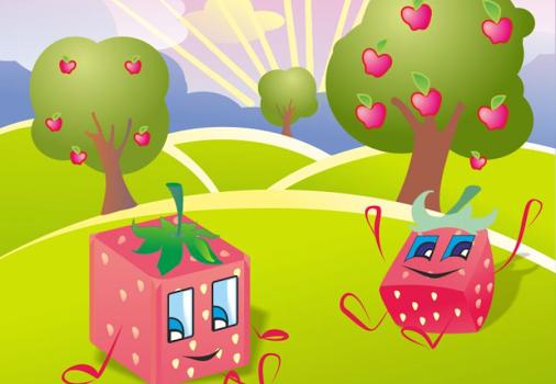 Fruit Tower Blocks Ekran Görüntüleri - 1