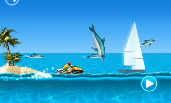 Fun Kid Racing - Tropical Isle Ekran Görüntüleri - 5