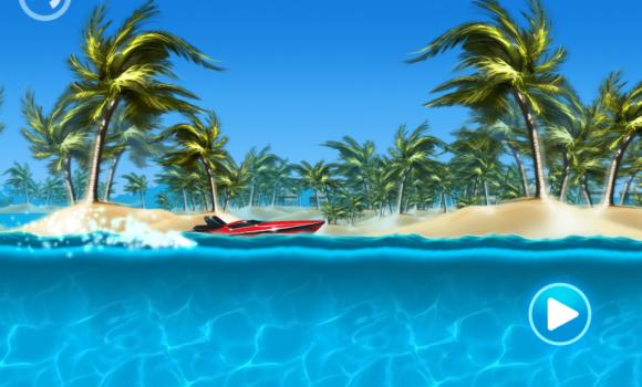 Fun Kid Racing - Tropical Isle Ekran Görüntüleri - 1