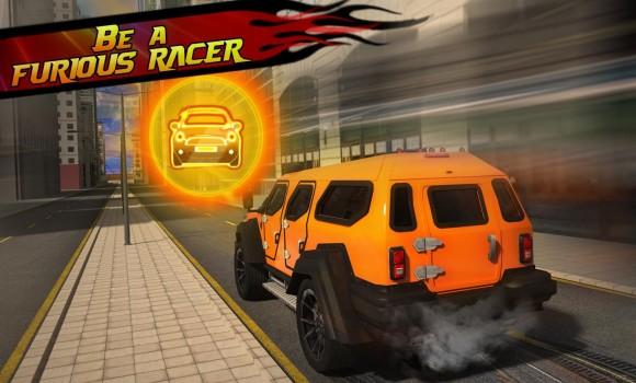 Furious Car Driver 3D Ekran Görüntüleri - 2