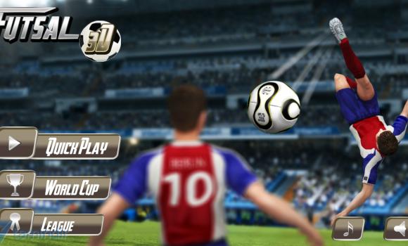 Futsal Football 2 Ekran Görüntüleri - 2