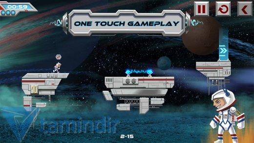 Galaxy Run Ekran Görüntüleri - 3