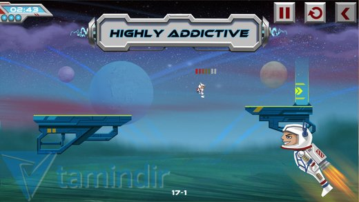 Galaxy Run Ekran Görüntüleri - 1