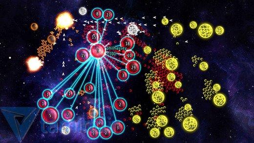 Galcon 2: Galactic Conquest Ekran Görüntüleri - 2