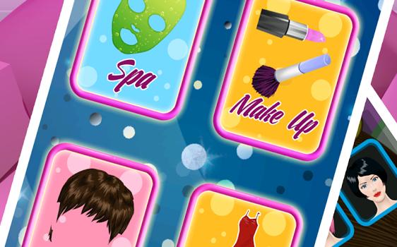 Game Girls Hairstyles Ekran Görüntüleri - 4