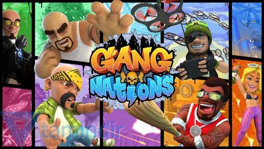Gang Nations Ekran Görüntüleri - 3