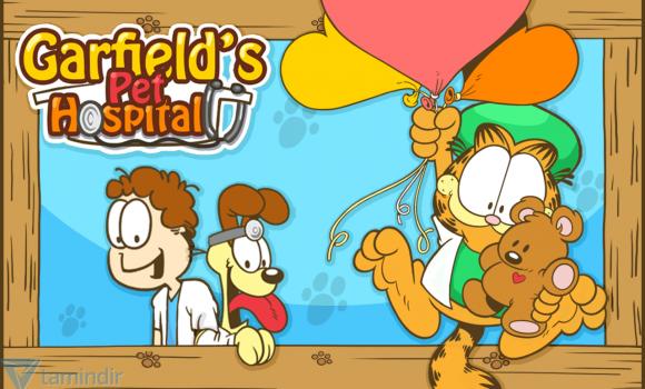 Garfield's Pet Hospital Ekran Görüntüleri - 3
