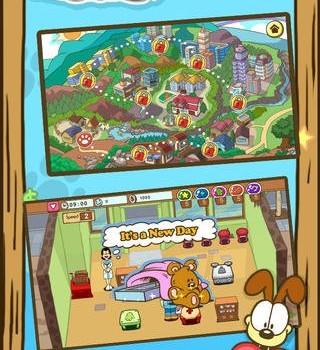 Garfield's Pet Hospital Ekran Görüntüleri - 1