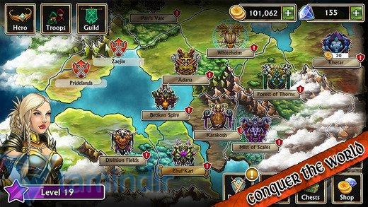 Gems of War Ekran Görüntüleri - 3